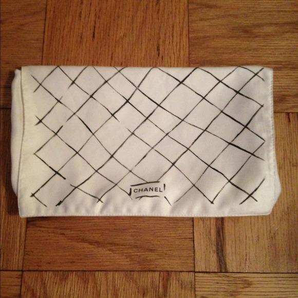1e435f00b1f6 CHANEL Bags | Limited Classic Flap White Dustbag New | Poshmark
