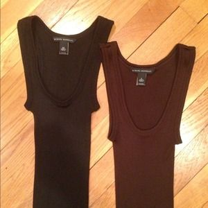 Banana Republic Tops - 2-pack 100% silk tank. Banana Republic