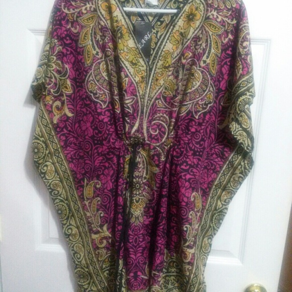 Pearl Dresses & Skirts - Multicolored tunic dress