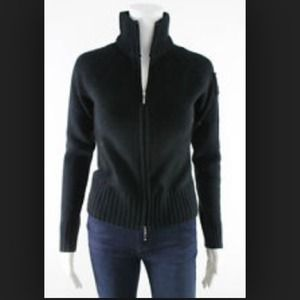 Zara Sweaters - Zara Black Full Zip Sweater