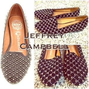 Jeffrey Campbell Shoes - Jeffrey Campbell - studded flats