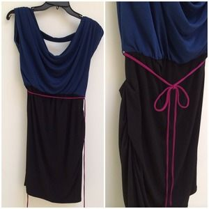🆕 Laundry by Design colorblock dress size 2 ✨