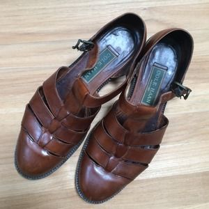 Cole Haan Shoes - Vintage Italian leather sandals