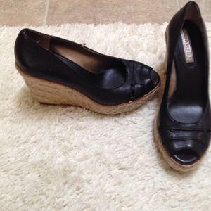 Banana Republic Wedge shoes