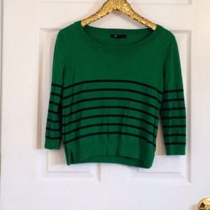 Forever 21 Sweaters - Forever 21 striped sweater. Light weight.
