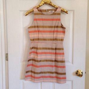 BB Dakota Dresses & Skirts - BB dakota striped dress. Size 4