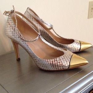J. Crew Shoes - J crew heels size 8
