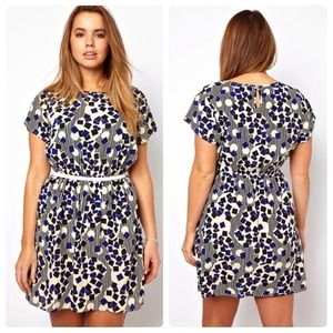 ASOS Dresses & Skirts - Geo Print Dress