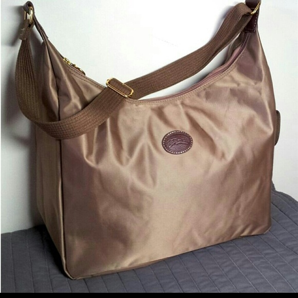 9e2a3be2c196 Longchamp Handbags - Longchamp Le Pliage Hobo Handbag