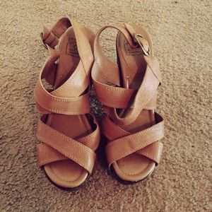 Lucky Brand Shoes - Lucky Brand Platform Sandals