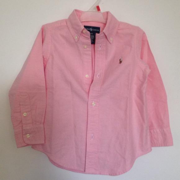c13a54459 NWOT Polo Ralph Lauren Toddler Dress Shirt 3T. M_531c7b07018efa13e211ceea