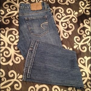 American Eagle Outfitters Denim - American Eagle Hipster Jeans