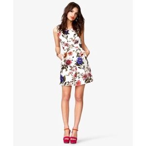 NEW Floral Print Sheath Dress