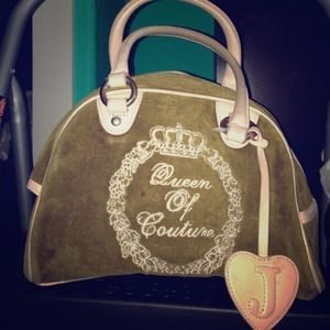 "Juicy Couture ""bowler"" bag"