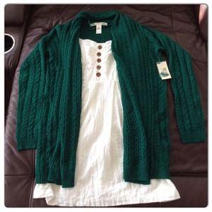 ⚡️Loose Knit Long Cardigan