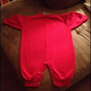 Other - Onesie (red)