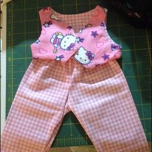 CUSTOM MADE Other - Custom made Doll Clothing