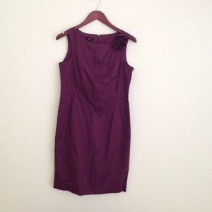 Talbots Purple dress