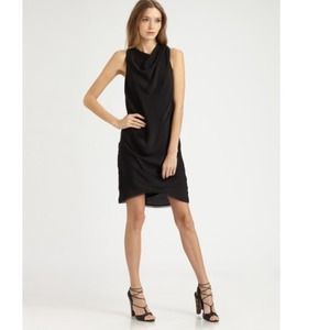 Helmut Lang Black Dress