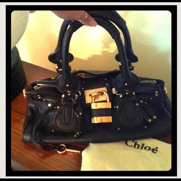 Chloe - Authentic Chlo¨¨ Paddington. Chocolate Brown from Risa\u0026#39;s ...