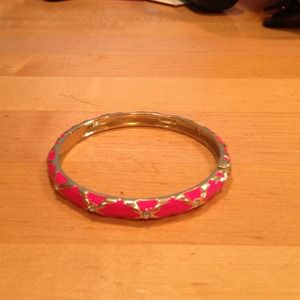 Sequin Jewelry - Pink Bracelet