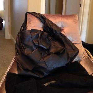 Valentino Premier Bow Hobo Bag