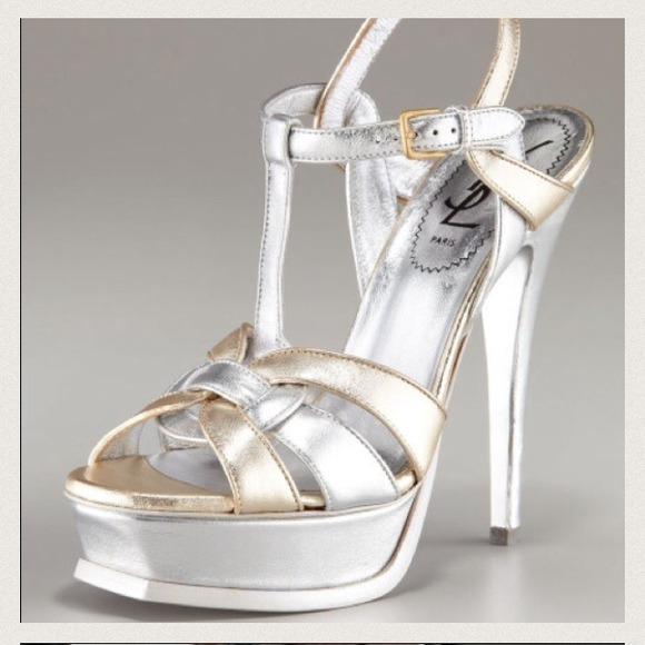 Soldon Ebay Ysl Tribute Sandals