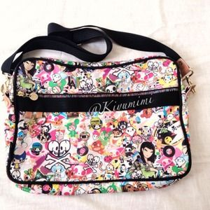 Tokidoki Shoulder Bag(G)