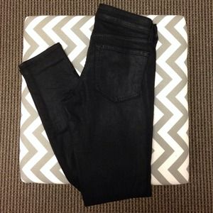 Rich and Skinny Coated Denim
