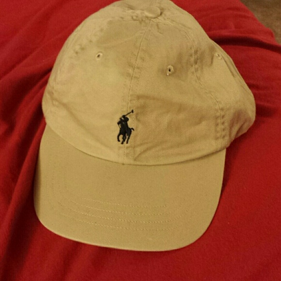 Tan polo hat. M 531e555cd929900579000b24 711a521ee3e