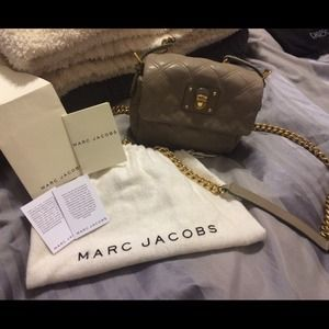Marc Jacobs Quilted Single Leather Shoulder bag