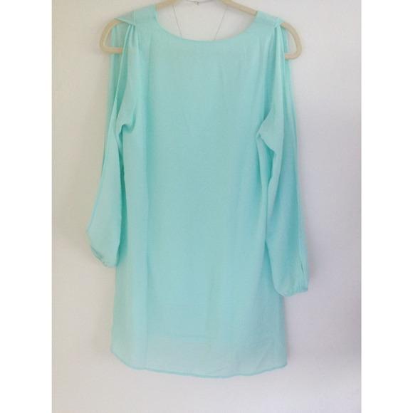 43 off tobi dresses amp skirts tobi mint green summer