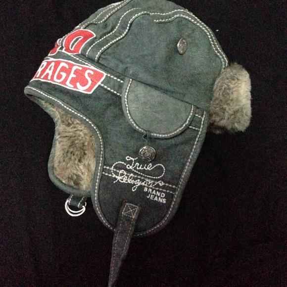 True Religion Hat for Winter ❄ . M 531e754f3ddfd4268920179f 0daa66c4ac2