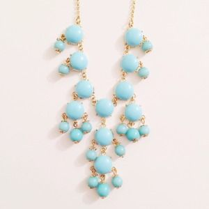 Jewelry - Mint Small Bubble Necklace