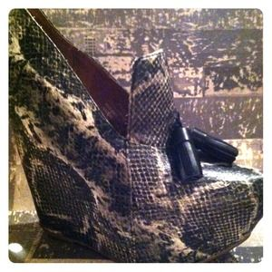 Jeffrey Campbell Shoes - Jeffrey Campbell Wedges $85 today only;)!!!