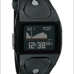 Black Lodown Nixon watch