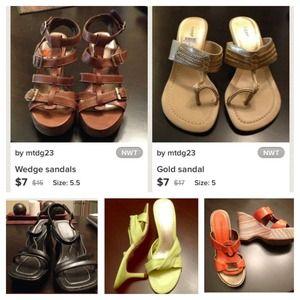 Shoes - Bundle for @yaninm
