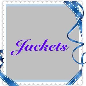 Jackets & Blazers - Jackets listed below