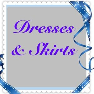Dresses & Skirts - Dresses, skirts & rompers listed below