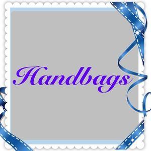 Handbags - Handbags and wallets listed below