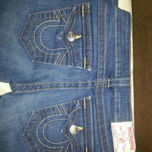 $55!!!! Todayyy!True religion jeans(new) Becky