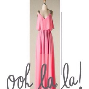 Dresses & Skirts - Pink Maxi Dress
