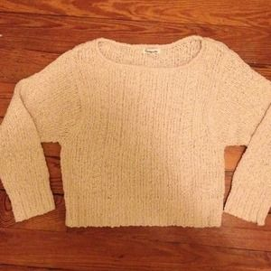 Heritage 1981 cropped sweater