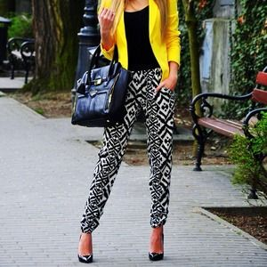 RESERVED Tribal Print Pants