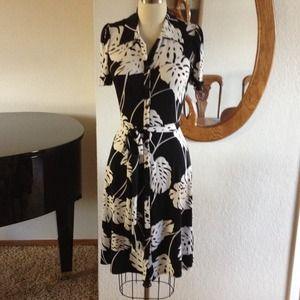 B. Darling Black and white dress