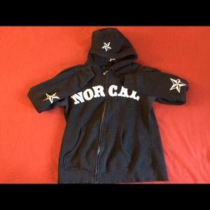 Sweaters - ⭐️Xl nor-cal hoodie⭐️