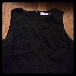 Calvin Klein Dresses & Skirts - Black Calvin Klein Dress