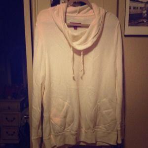 Merona Jackets & Blazers - Merona Cowl Neck Pullover Pockets✨SOLD in BUNDLE✨
