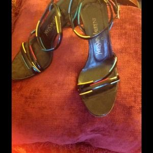 Gorgeous strappy sandals!  REDUCED!!!!!