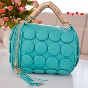 LF Handbags - Sky blue handbag. Now available!!!! 💙